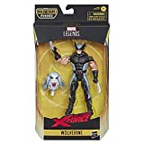Hasbro Marvel Legends Series- Wolverine X-Force, Multicolore, E6112CB0
