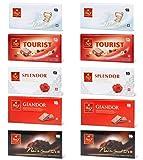 Frey Schokoladentafeln assortiert - Mix-Paket, allerfeinster Schweizer Schokolade für jeden Geschmack, 10 Tafeln x 100 g, 1000 g