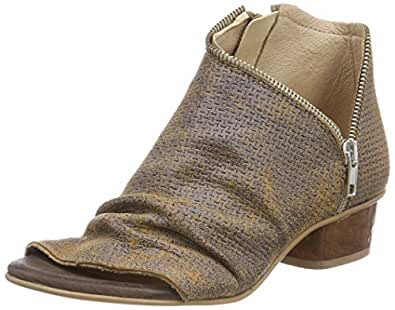 Pinto Di Blu Flicker, Sandales Bout Ouvert Femme, (Taupe 20), 36 EU