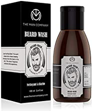 The Man Company Beard Growth Oil for Men - (Almond & Thyme) for Beard Growth | Made in I
