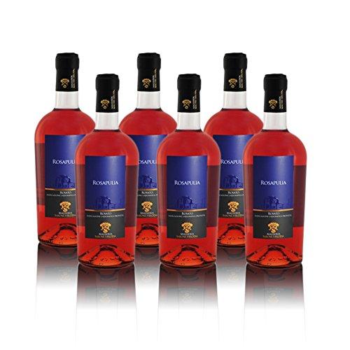 Masseria barone melodia vino rosato rosé