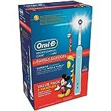 Oral-B Brosse à Dents Prof. Care 500 + Mickey Kids
