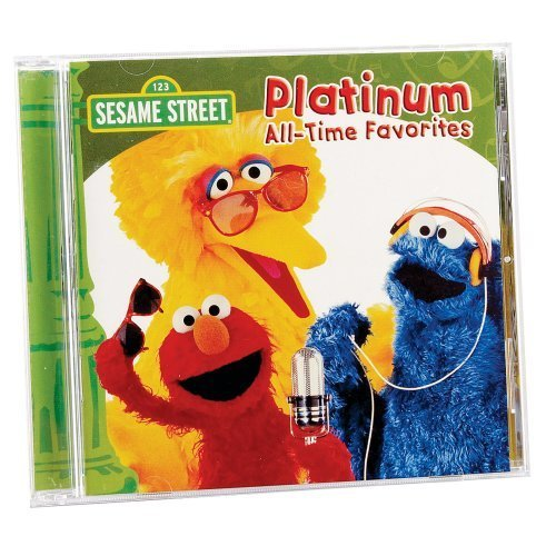 Sesame Street CD: Platinum All-Time Favorites Party Supplies By Sesame Street (0001-01-01)