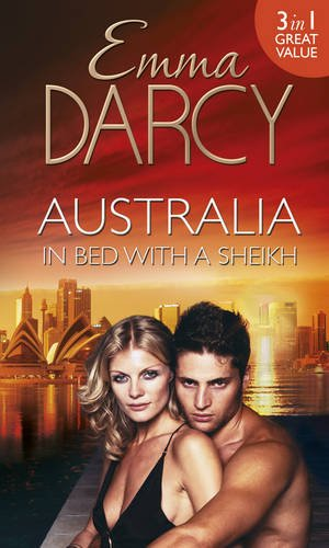 book cover of Australia: In Bed with a Sheikh
