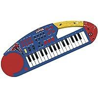 Reig 556 - Spider-Man, Tastiera Elettronica, Riproduce 8 Strumenti
