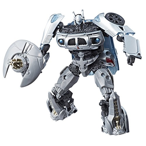 Hasbro Transformers Studio Series 10 Deluxe Class Movie 1 Autobot Jazz Serie 10