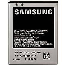 Samsung EB-F1A2GBU Batterie d'origine Li-ion haute performance pour Samsung Galaxy S2 i9100 i-9100 i9103 Galaxy S2 R 1650 mAh 3,7 V