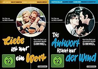 Johannes Mario Simmel - DuoSet | Liebe ist nur ein Wort + Die Antwort kennt nur der Wind [2-Disc]