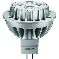 Philips Lampadina LED, Attacco GU5.3, 8W equivalente a 50W, 12V