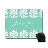 Ring Lily Girly Anne Mousepad Online 12.87in Damast groß Mauspad