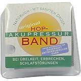 Akupressur Band für Erwachsene, 2 St