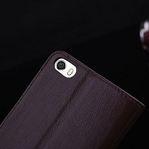 P7 Echt Ledertasche,EVERGREENBUYING - Flip Hülle Handyhülle Für P7-L00 Aufklappbare Echtes Leder Schutzhülle im Flip Etui Cover Style Für Huawei Ascend P7 / Sophia Rot Grün