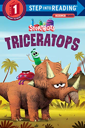Triceratops (Storybots) (Step Into Reading. Step 1) por Storybots