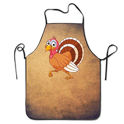 Lustige Schürze Chef Küche Kochen Schürze Lätzchen Cartoon Türkei Restaurant Easy Care