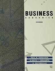 Business Economics (Palgrave Texts in Econometrics)