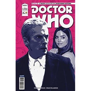 Doctor Who. Le Nuove Avventure Del Dodicesimo Dottore: 8