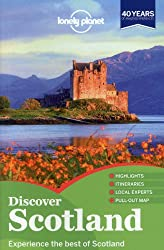 Lonely Planet Discover Scotland (Travel Guide)