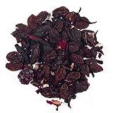 Aromas de Té - Infusión Happy Birthday 2016 con Frambuesas Arándanos Bayas de Saúco/Infusión Frutal con Frutos Rojos Fresas Relajante Antioxidante, 100 gr.
