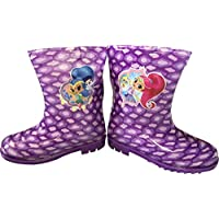 Shimmer and Shine Girls Wellington Boots Welly