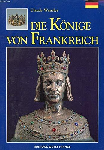Généalogie des rois de France (allemand)