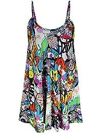 Amazon 4 Fashion Donna it Vestiti Abbigliamento Less aUgAqxa
