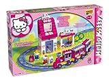 Unico COSTRUZIONE Hello Kitty-Treno 95pz 8652