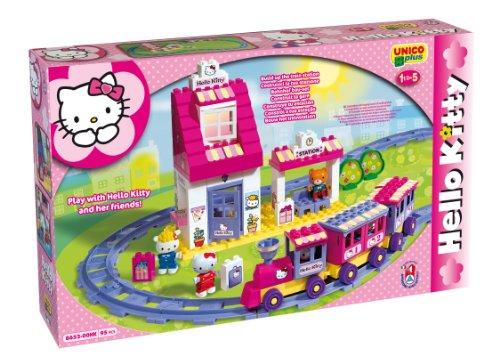 Import Hello Kitty Bausteine Spielset Zug