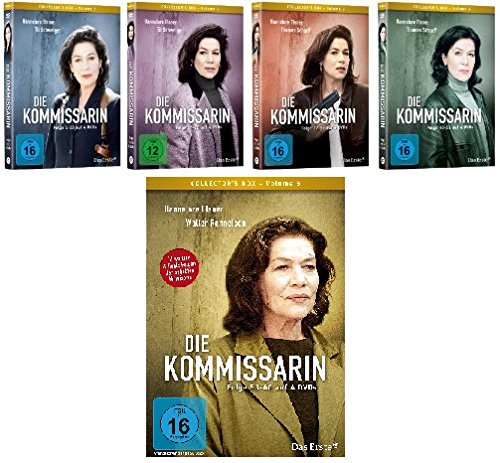 Vols. 1-5 (20 DVDs)
