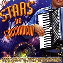 Coffret 10 CD :  Stars De L'Accordeon