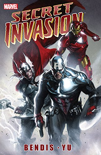 Collects Secret Invasion (2008) #1-8. The shape-shifting Skrulls have been infiltrating the Earth for years, replacing many of Marvel's heroes with impostors, setting the stage for an all-out invasion.