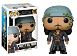 FunKo Ghost of Will Turner figura de vinilo, colección de POP, seria Pirates 5 (12806)