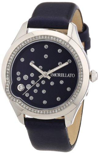 Sector - R0151111503 - Giulietta - Montre Femme - Quartz Analogique - Cadran Bleu - Bracelet Cuir Bleu