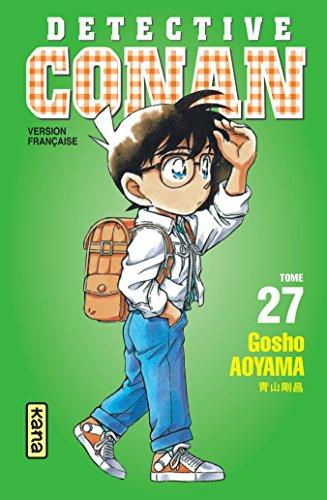 Détective Conan, tome 27 par Gosho Aoyama