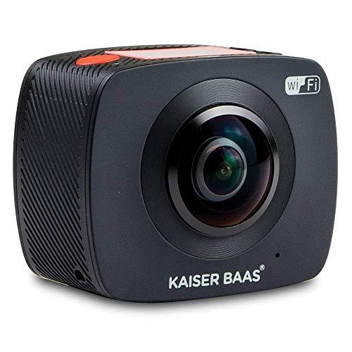 Kaiser Baas cámara de acción-Negro