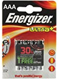 Energizer Ultraplus - AAA Battery (4 Pack)