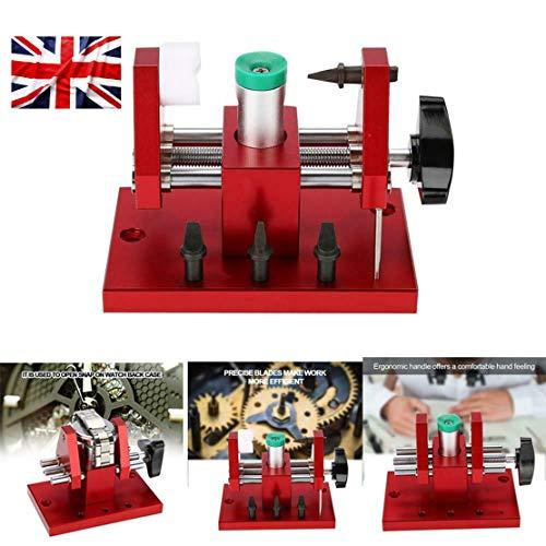 Werkzeug, professionelles Uhren-Reparatur-Werkzeug, Uhren-Gehäuse, Cove Bottom Pick Machine 07115 ()
