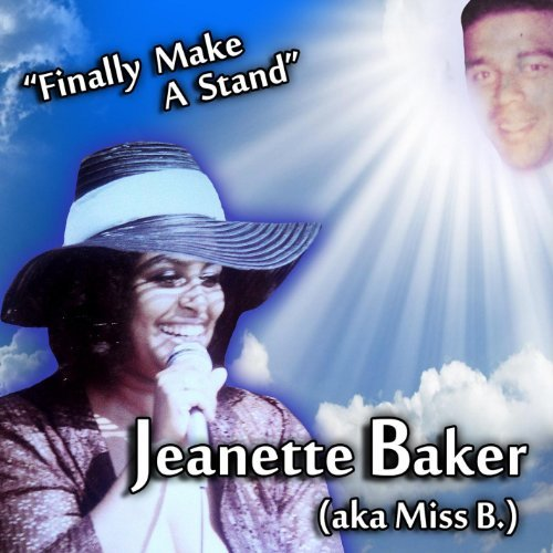 Baker Stand (Finally Make a Stand by Jeanette Baker)