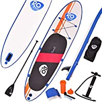COSTWAY Tablas Paddle Board Hinchables Remo Surf Tablero Sup Board Stand Up Set 300 * 76 * 15cm Inflable