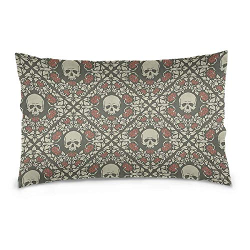 Throw Kissenbezug Sloth Washable Removable Pillow Cover for Home & Hotel Collection Size 20 x 30 Inch Pillow sham