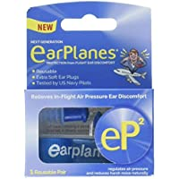 EARPLANES EP2wiederverwendbar Ohrstöpsel 1Paar preisvergleich bei billige-tabletten.eu