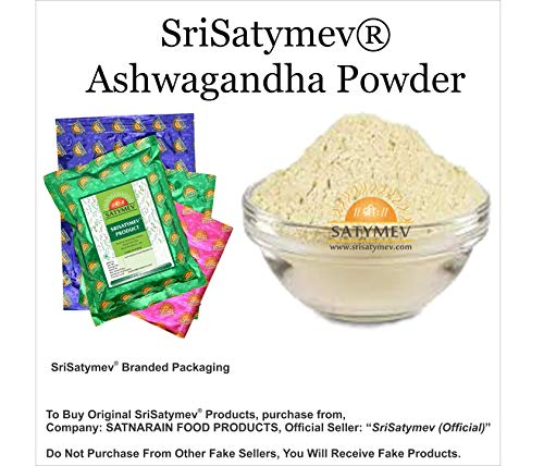 SriSatymev ® Ashwagandha Powder 100g | Withania Somnifera