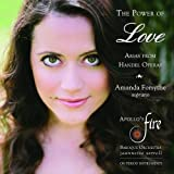 Power of Love: Arias From Handel Operas by Apollo's Fire
