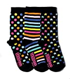 Photo de United Oddsocks - 3 Oddsocks For Girls - Twinkle par United Oddsocks