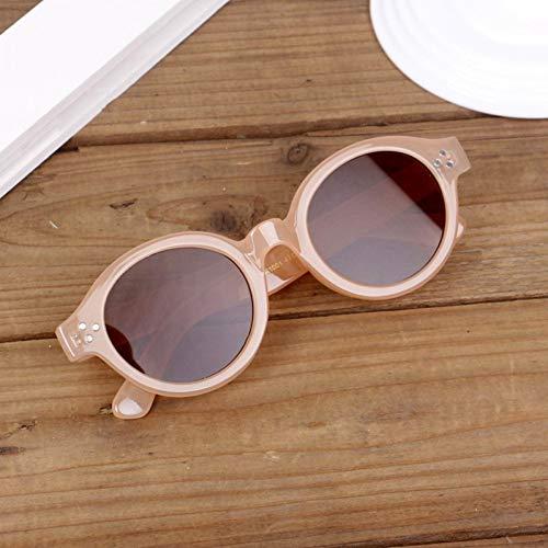 KCJKXC Sonnenbrillen Kids Polarized Classic Brillen Flexible Sicherheitsrahmen Shades Für Junge Mädchen