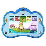Enfants Tablette, B.B.PAW Tablet da 8 pollici per la Protezione Degli Occhi Inglese per Bambini da 2 a 6 Anni con 120+ app di Allenamento di Apprendimento Precaricate
