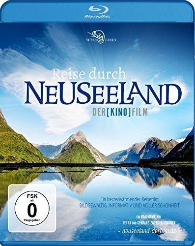 NEUSEELAND DER FILM   Der Kinofilm auf Blu-ray