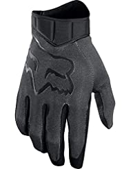 Fox Black-Charcoal 2018 Airline Race MX Gloves