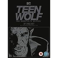 Teen Wolf: The Complete Season 1-6