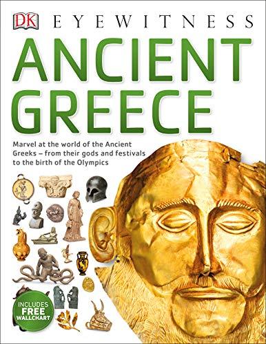Ancient Greece (Eyewitness) por Vv.Aa