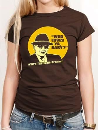 BIGTIME.de  Women's T-Shirt -  Brown - Medium